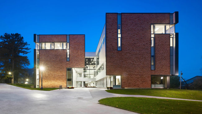 Photo of Purdy Crawford Centre for the Arts, Mount Allison University
