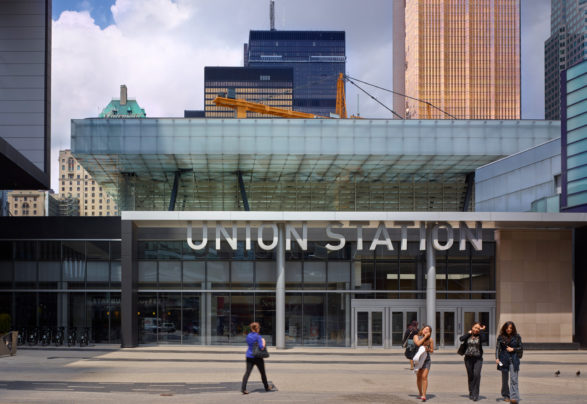 Photo of Union Station Train Shed Revitalization